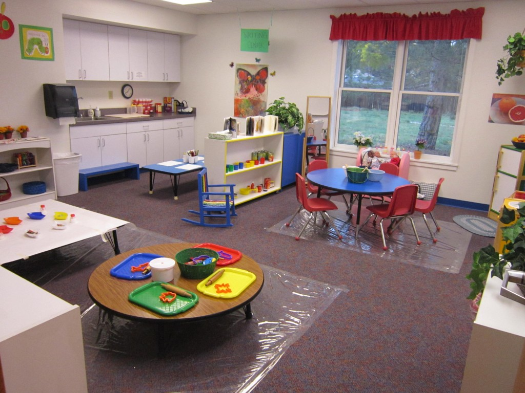 preschool classroom By this measure, teacher georgina ardalan's title one preschool classroom in a  washington, dc, public school does a great deal to promote social justice.